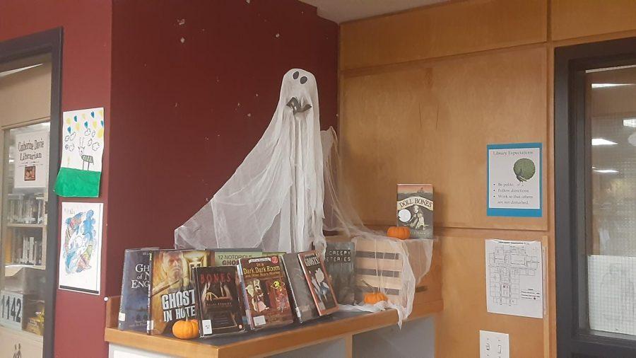 BMU Librarys Spooky Stories