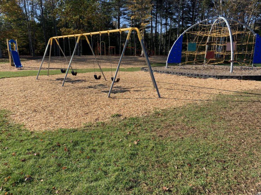 New Upgrade to the School Playground.